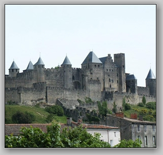 france_Carcassonne
